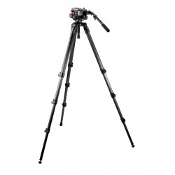 ONEWAY AVIGNON LOCATION TREPIED VIDEO MANFROTTO 536 K + TETE 504 HD