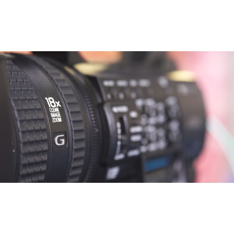 ONEWAY LOCATION CAMERA SONY PXW Z150 4K FULL HD